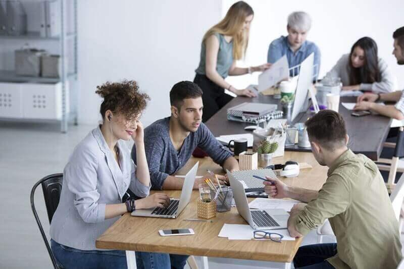 melhorar a organização da sua agência