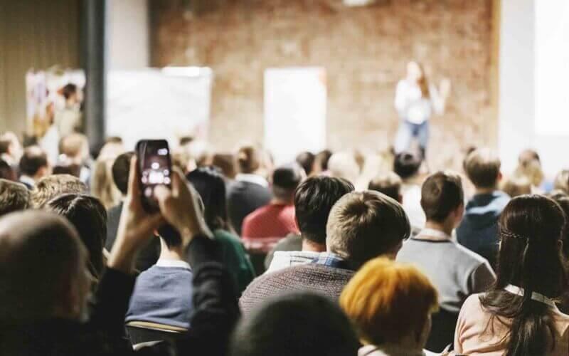 eventos de marketing e publicidade