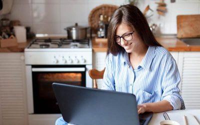 5 dicas para ter sucesso ao gerenciar o seu tempo durante o home office