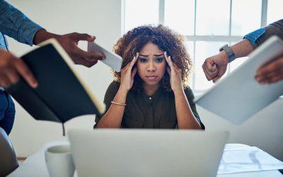 Dicas de como identificar e evitar a sobrecarga de trabalho
