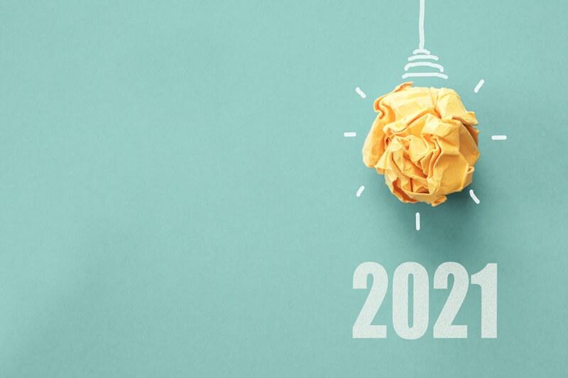 Tendências de marketing e publicidade para 2021